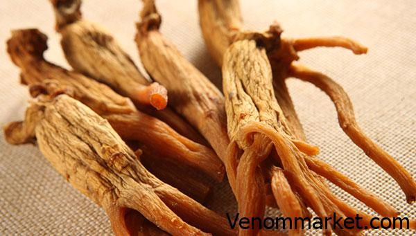 Superior ginseng properties